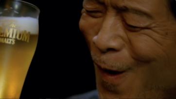 サントリー ザプレミアムモルツ /「惚れたっ。」出会い(矢沢永吉)