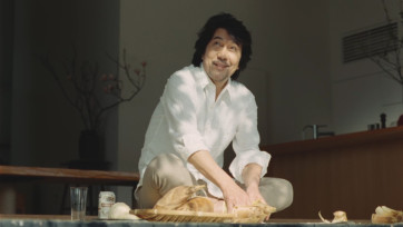 KIRIN/一番搾り 醸造家と役所さん