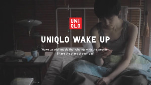 Uniqlo-wawkeup