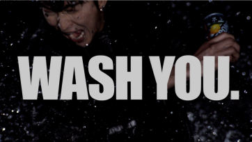 KIRIN氷結ストロング / WASH YOU.