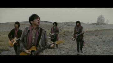 Mr.children / 足音 PV