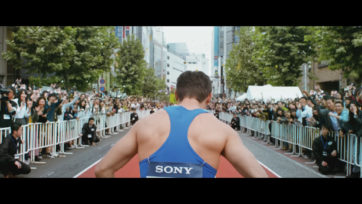 SONY / THE DAY - Shibuya City Games -
